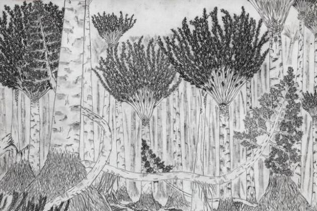 Así habría lucido el Bosque de Gilboa | Frank Mannolini