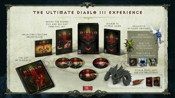 Diablo III Edición Coleccionista | Blizzard
