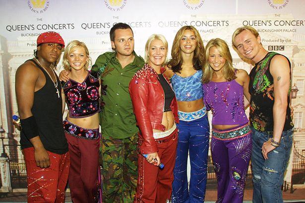 S Club 7 hace 13 años  | Mirror.co.uk
