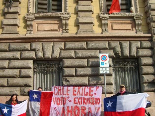Chilenos en Milán | Ximena Morales
