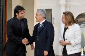 Imagen:Alex Ibañez | Presidencia de la República