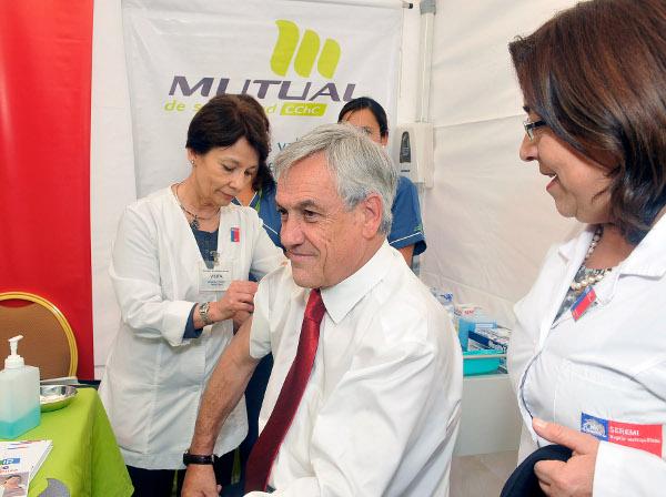 Alex Ibañez    Presidencia de la República