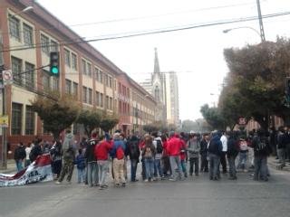 Manifestantes | Miguel García (RBB)