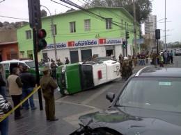 Accidente| Víctor Lillo (RBB)