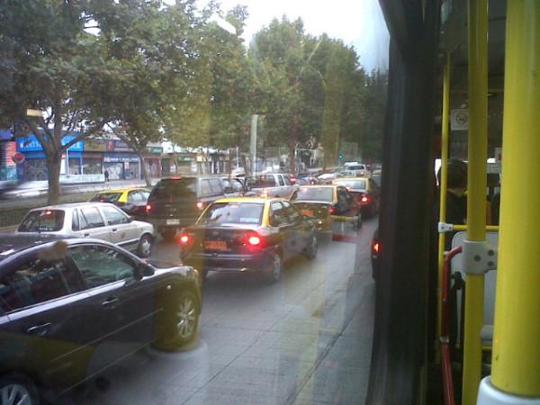 Alameda con Avenida España   Noemí López Vera vía Twitter