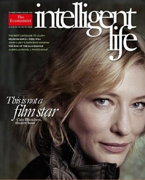 Cate Blanchett en The Economist