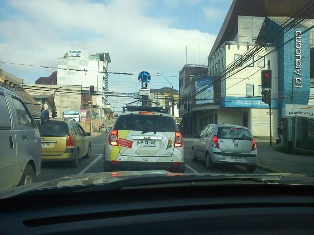 Google Street View en Puerto Montt | Pascual Montecinos