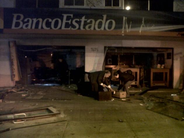 Atentado explosivo | Rodrigo Pino (RBB)
