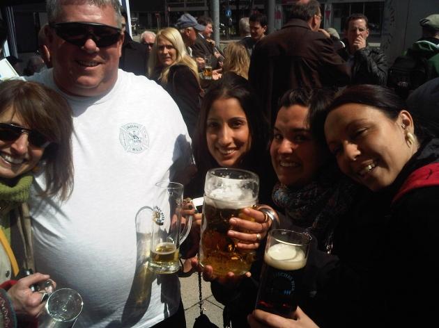 Cerveza gratis, el regalo del imperio | Francesca Cameleoni