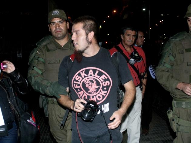 Marcha contra HidroAysén | Nicolás Valdebenito