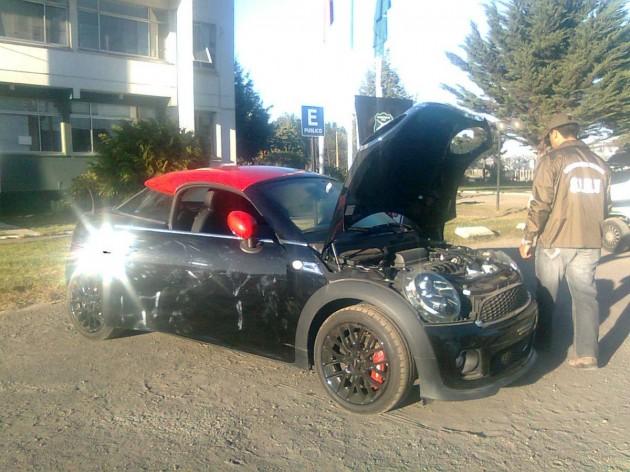 Auto Robado | Pedro Cid