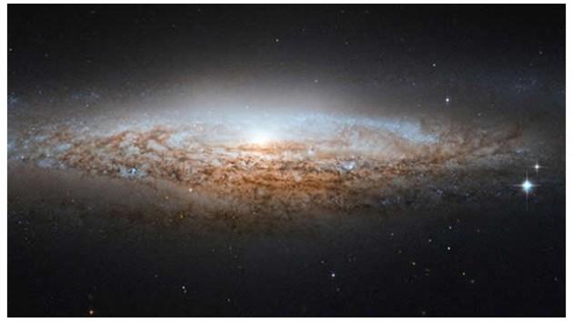 La galaxia ovni | NASA