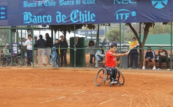 Prensa Open de Chile 2012
