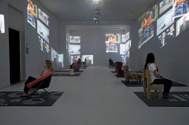 Exposición Movimientos | Louis Von Adelsheim