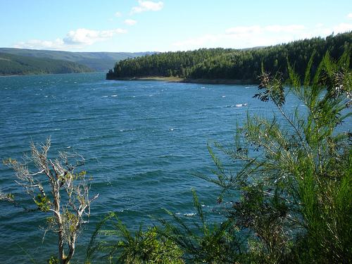 Lago Lleu-Lleu | secondplay en flickr