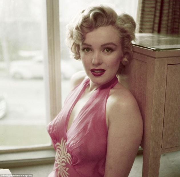 Marilyn Monroe | Philippe Halsman