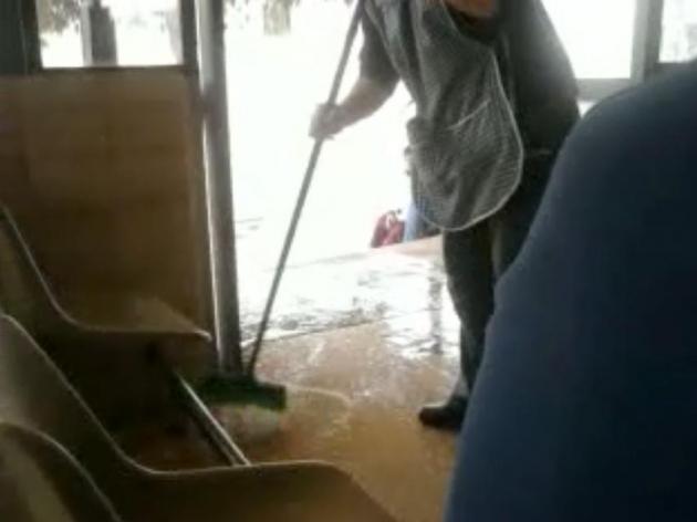 Urgencia de Hospital de Quilpue inundado por WC | Karin Alejandra Guerra Delgado