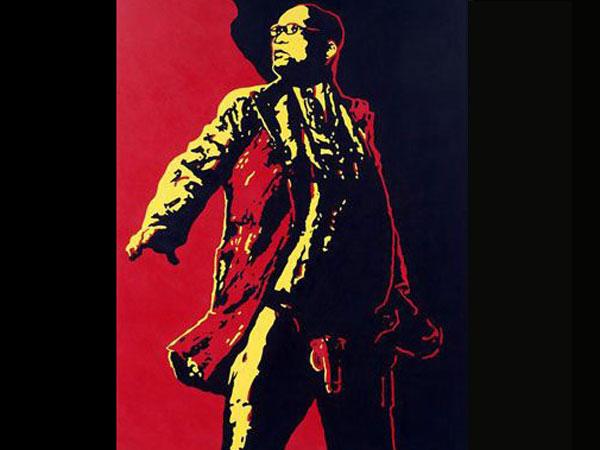 El polémico cuadro de  Jacob Zuma