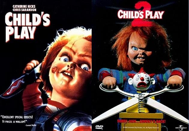 Chucky: El Muñeco Diabólico (1988)