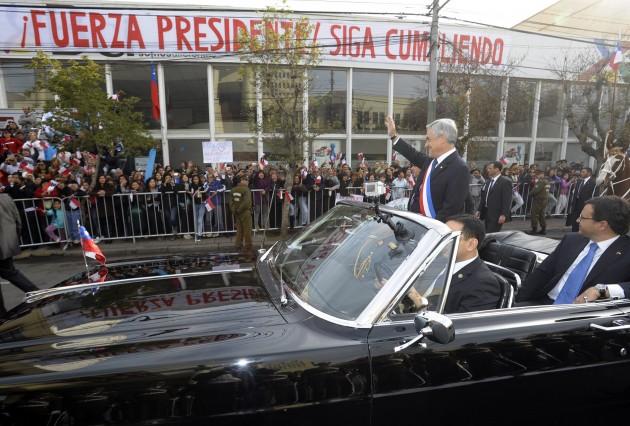 José Manuel de la Maza   Presidencia de la República