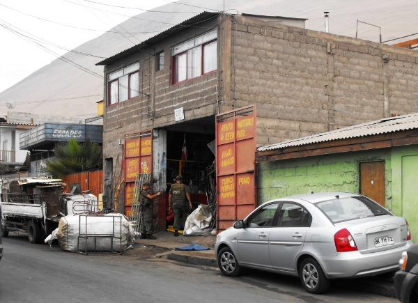Prensa Zona de Carabineros Tarapacá