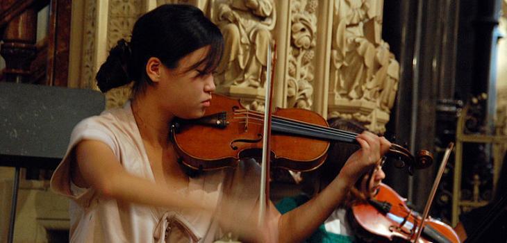 Violinista | Delatorre (CC)