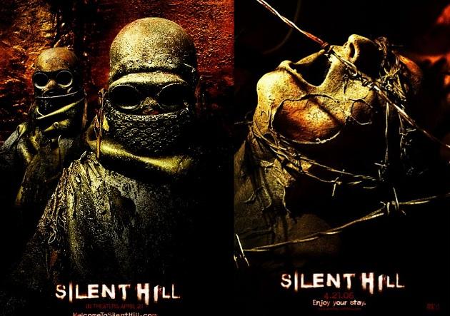 Terror en Silent Hill (2006)