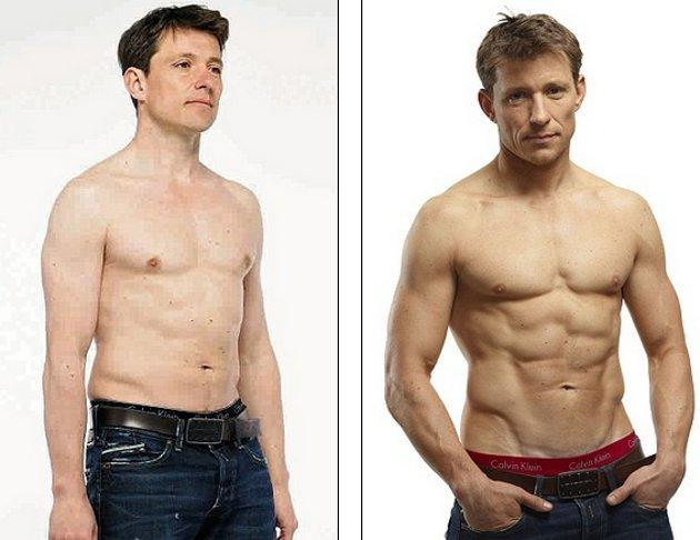 Ben Shepard | Mens Health