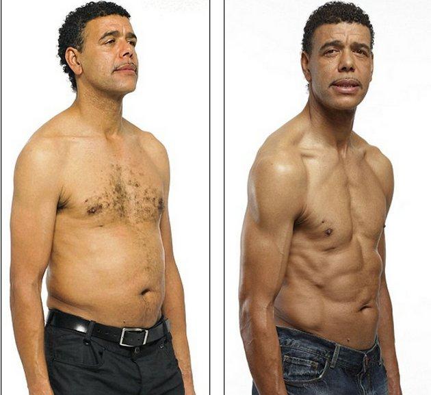 Chris Kamara | Mens Health