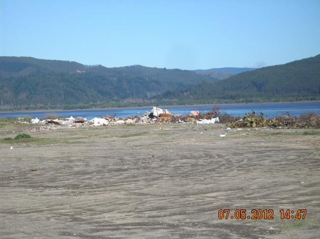 Contaminación en Chiguayante   Victor Vergara