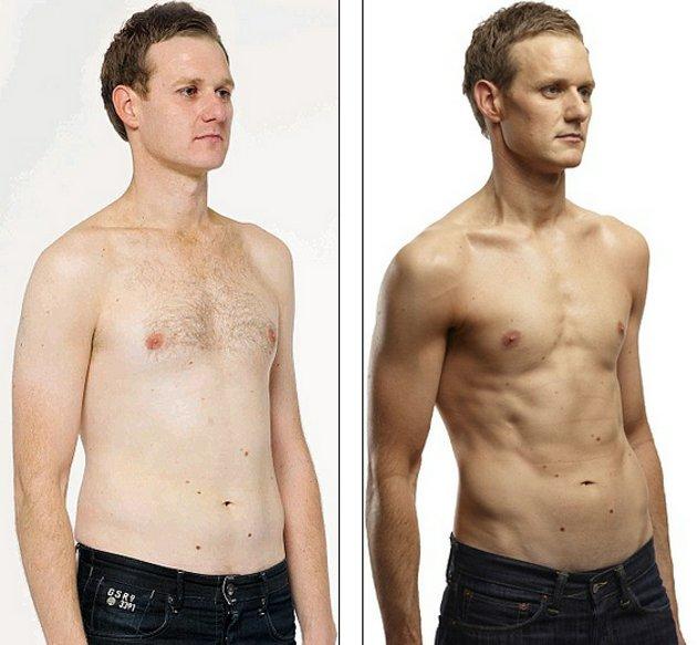 Dan Walker | Mens Health