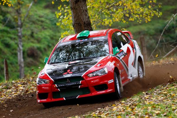 Emilio Rosselot | Max Montecinos /RallyMobil