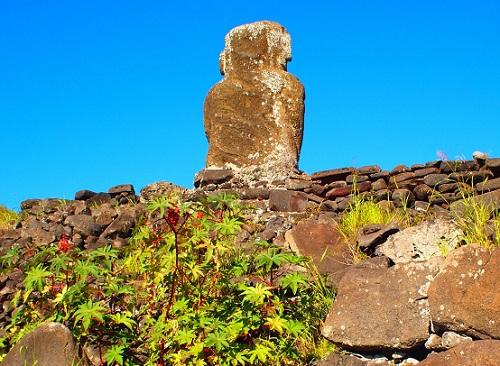 Moai Ahu Ature Huki