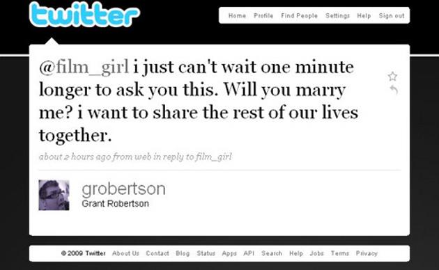 Grant Robertson en Twitter