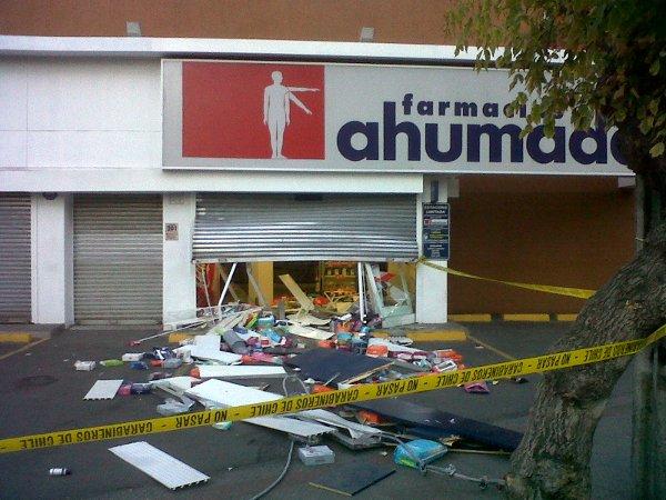 Farmacia Ahumada | Rodrigo Pino (RBB)