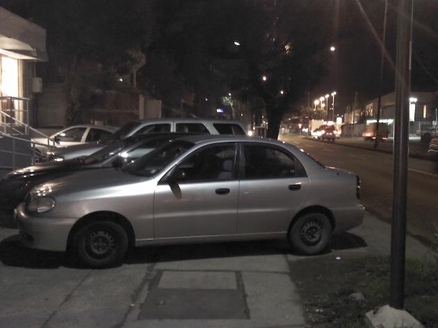 Acceso Peatones Bloqueado | Gonzalo Labra