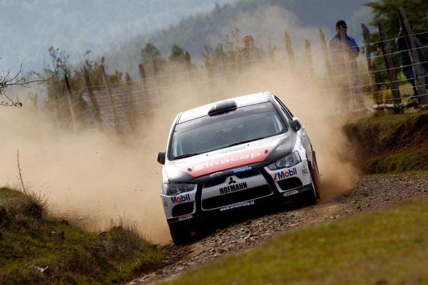 Ingo Hofmann | Max Montecinos /RallyMobil