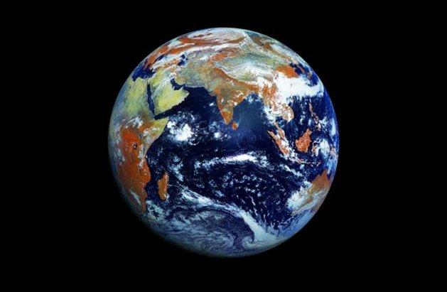 Satélite Ruso Obtiene La Imagen Más Perfecta De La Tierra