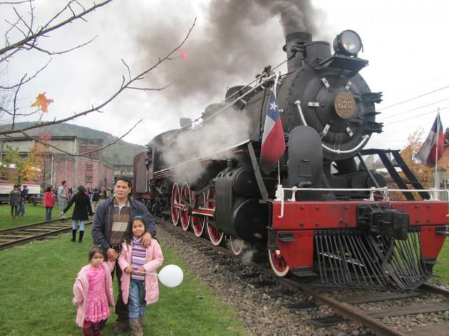 Museo Nacional Ferroviario