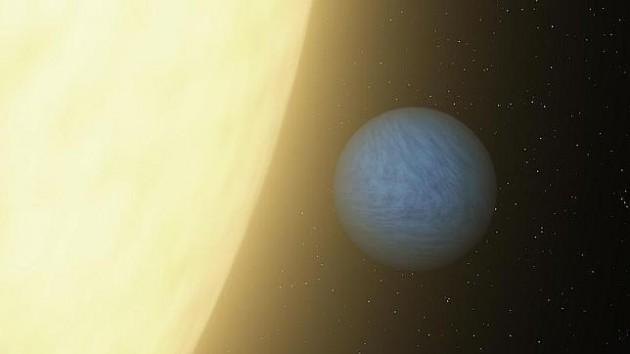 Representación del planeta 55 Cancri E | NASA
