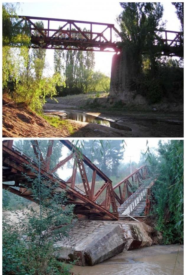 Puente El Barco - Ñipas