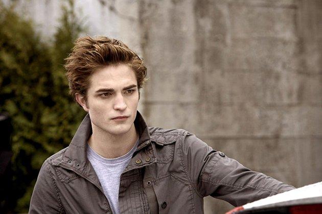 Robert Pattinson   Crepúsculo