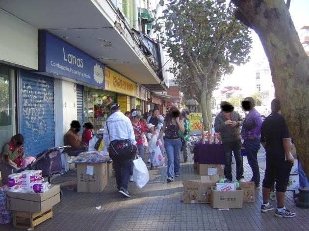 Comercio informal ocupa las calles en Valparaíso | Iván �lvarez