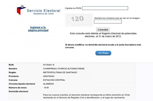 Servel.cl