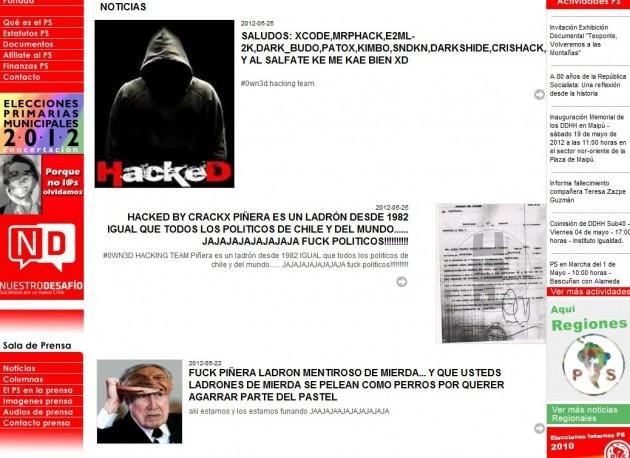Hackeo PS