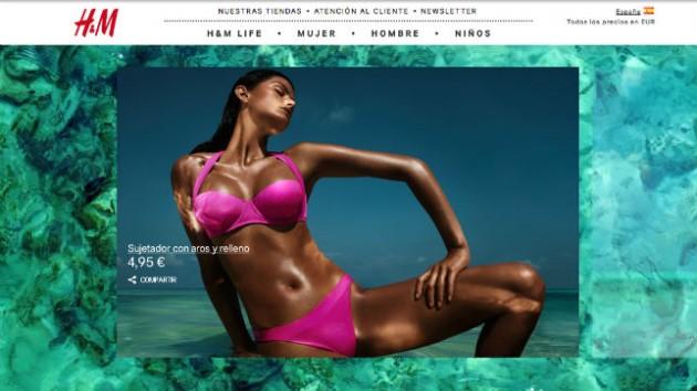 Polémica campaña de H&M