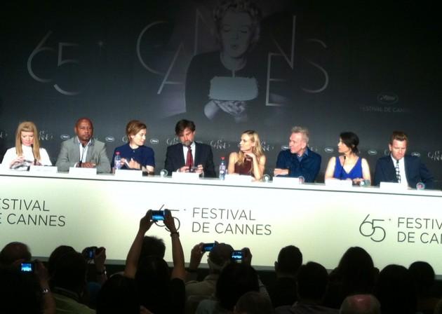Jurado del Festival de Cannes | René Naranjo