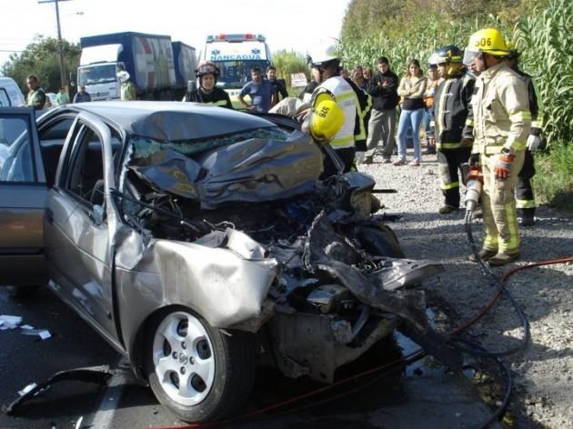 Accidente de tránsito |  Eduardo González