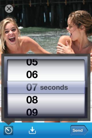 Snapchat para iOS | itunes.apple.com