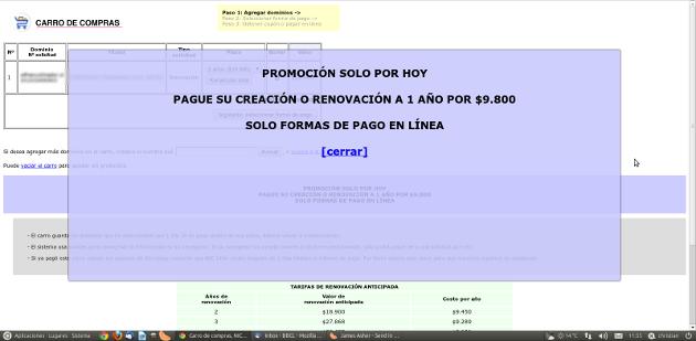 Promoción NIC Chile